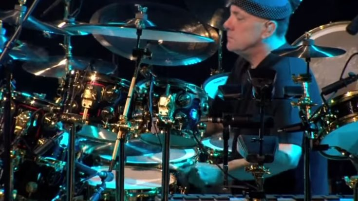 Neil Peart's Final Rush Performance | I Love Classic Rock Videos