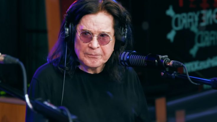 """Ozzy Osbourne """"Bedridden And In Agonizing Pain"""" 