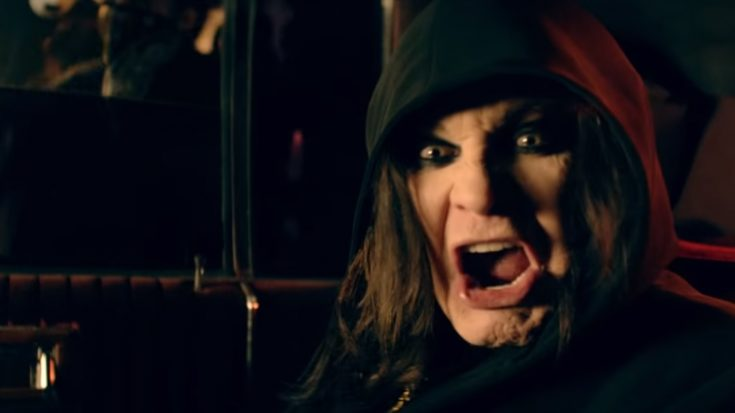 "Ozzy Osbourne Releases ""Straight To Hell"" Video 