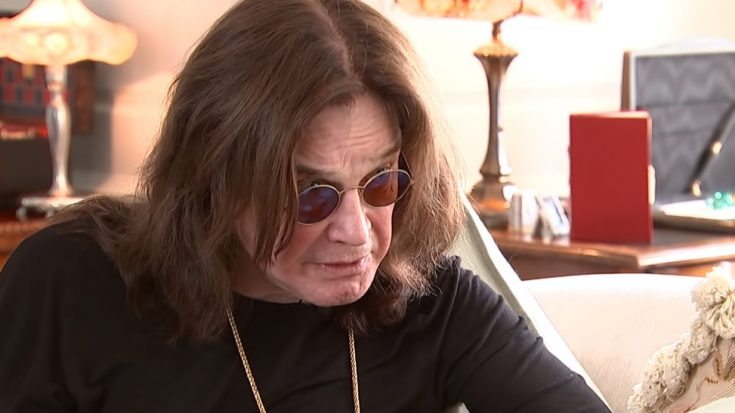 "Ozzy Osbourne's Track ""Ordinary Man"" Will Feature Elton John 