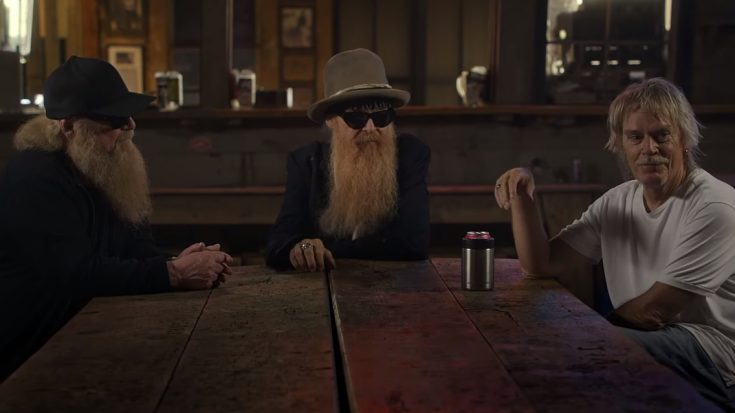 ZZ Top Streams Pair Of Previews For New Documentary   I Love Classic Rock Videos