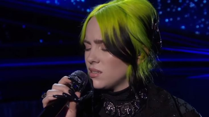 "Watch Billie Eilish Cover The Beatles' ""Yesterday"" 