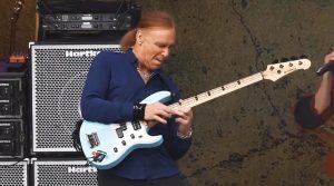 Billy Sheehan Clarifies Van Halen Job Offers