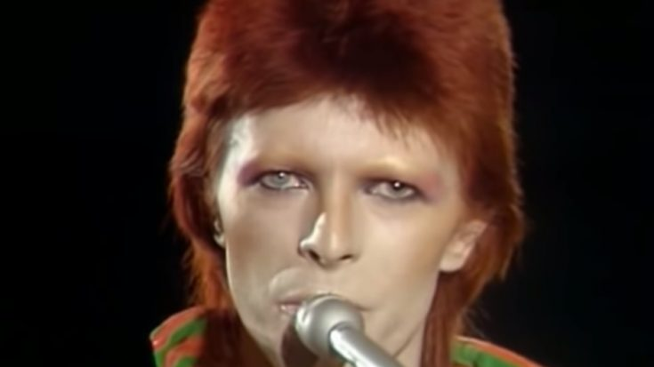 David Bowie's 'Live Eno Mix' of 'The Man Who Sold the World' Released | I Love Classic Rock Videos
