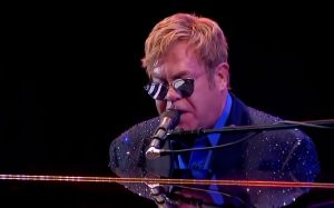 Elton John Was Forced To End Concert Due To Hail And Rain