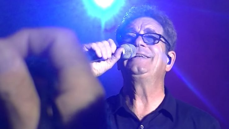 Huey Lewis Talks About His Hearing Condition And Jokes About Holograms | I Love Classic Rock Videos
