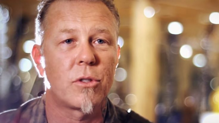 James Hetfield Doesn't Know What To Do Next With Metallica | I Love Classic Rock Videos