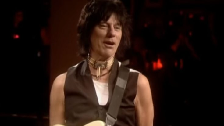 "Album Review: ""Wired"" by Jeff Beck 