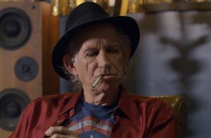 Keith Richards Quits Smoking