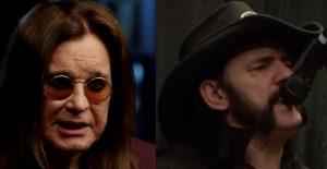Ozzy Osbourne Shares Cocaine Story With Lemmy Kilmister