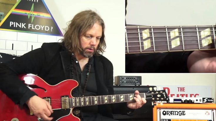 Rich Robinson Shot Down Story Of Jimmy Page Insult | I Love Classic Rock Videos