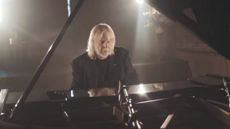 """Rick Wakeman Returns With Full LP """"The Red Planet"""" 