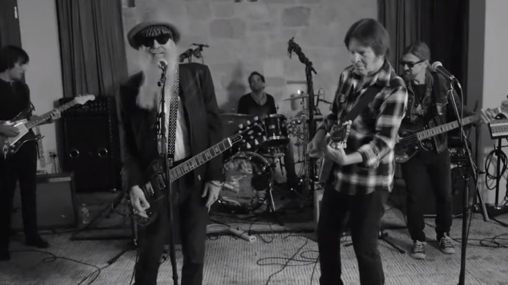 Watch John Fogerty And ZZ Top Jam Session | I Love Classic Rock Videos