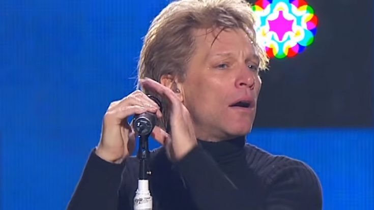 Bon Jovi Helps With Dishes At Restaurant To Aid COVID-19 Relief Operations | I Love Classic Rock Videos