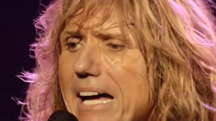 Whitesnake Cancels 2020 Tour | I Love Classic Rock Videos