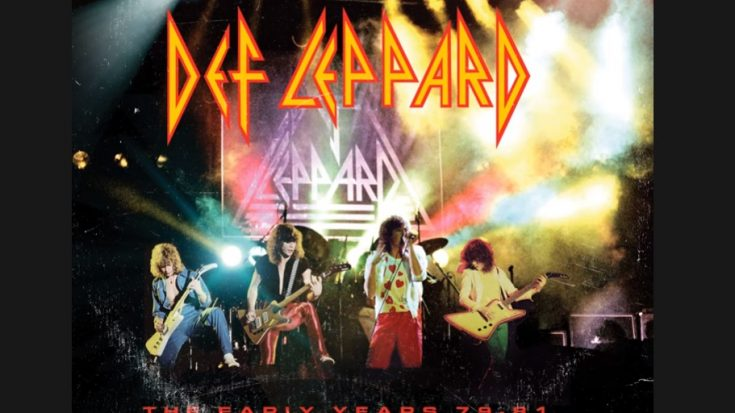 """Def Leppard Releases Early-Era Version of """"Glad I'm Alive"""" 