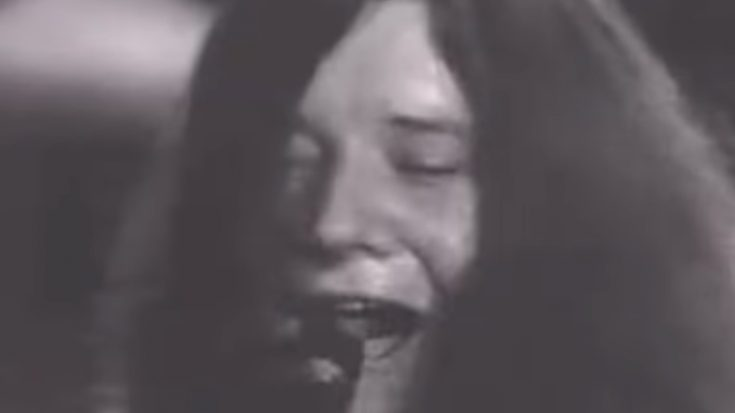 """Relive Janis Joplin 1969 Performance Of """"Summertime"""" 