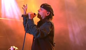 Scorpions Resume Tour After Klaus Meine's Surgery