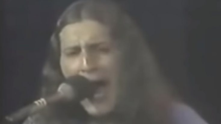 """1973: Marshall Tucker Band Performs """"Take The Highway"""" 