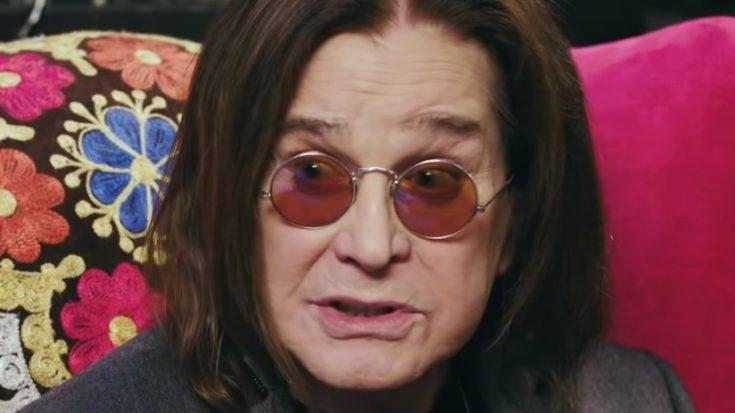 Ozzy Osbourne Cancel Festival Appearance Due To Coronavirus | I Love Classic Rock Videos