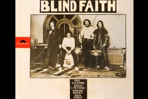 "Album Review: The Self-Titled Record ""Blind Faith"""
