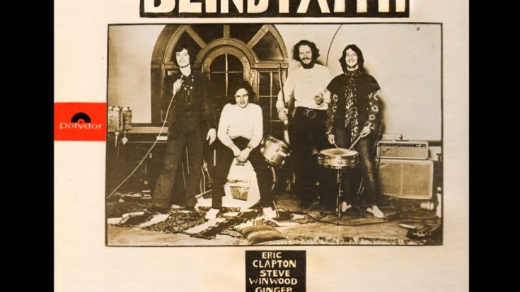 """Album Review: The Self-Titled Record """"Blind Faith"""" 