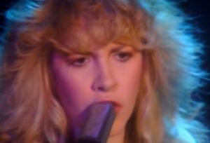 Stevie Nicks Finally Hears A White-Winged Dove