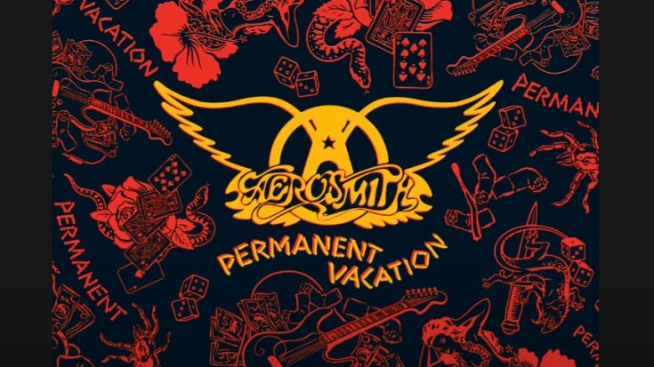 """Album Review: """"Permanent Vacation"""" By Aerosmith 