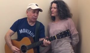 Paul Simon And Edie Brickell Cover 1957 Everly Brothers Song