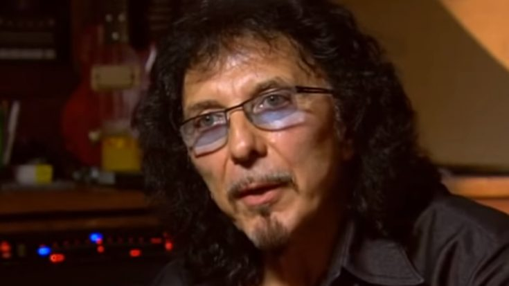 """The Story Of The Song """"Planet Caravan"""" As Told By Tony Iommi   I Love Classic Rock Videos"""