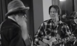"Watch | John Fogerty & ZZ Top Studio Jam For ""Blues and Bayous Tour"""