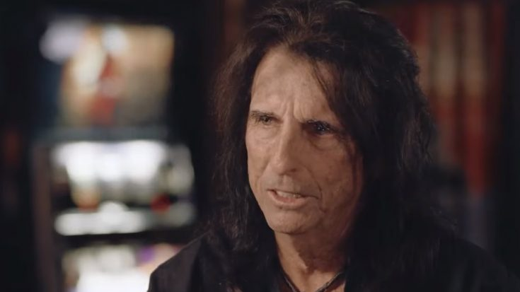 News | Alice Cooper Looking For Fans To Be In New Music Video | I Love Classic Rock Videos