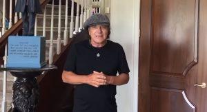 News | AC/DC's Brian Johnson Sends Video Message For Bonfest