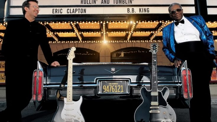 Eric Clapton/B.B. King Collab Album Reissued With Two Unreleased Tracks | I Love Classic Rock Videos