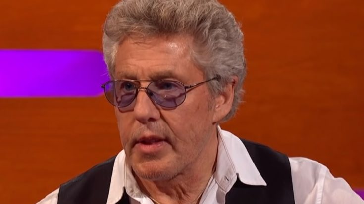 Roger Daltrey Refuses To Stay Indoors | I Love Classic Rock Videos