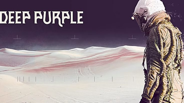 "New Music | Deep Purple Releases New Single, ""Man Alive"" 