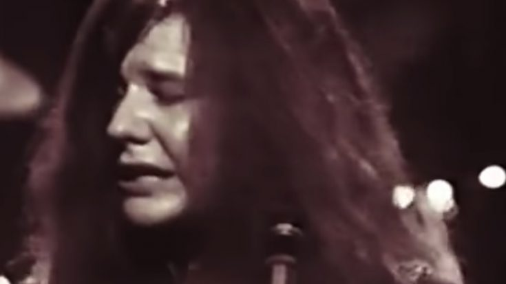 "1969 London: Janis Joplin Performs ""Work Me Lord"" – Watch | I Love Classic Rock Videos"