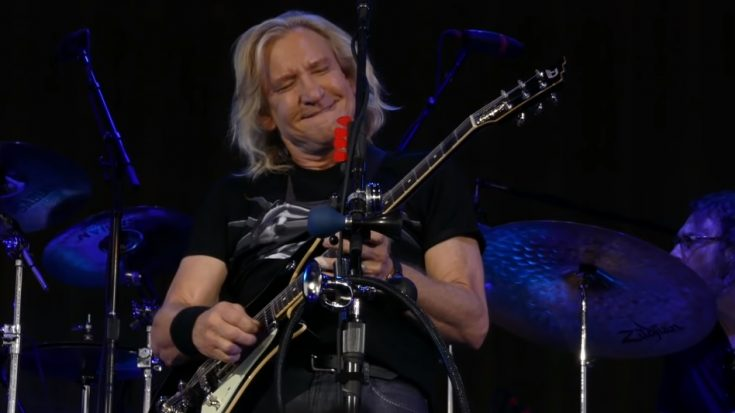 Joe Walsh Is Now The Host Of An 'Old Fashioned Rock & Roll' Radio Show | I Love Classic Rock Videos