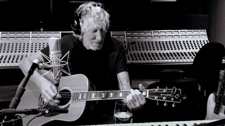 "Watch Roger Waters Lockdown Performance Of Pink Floyd's ""Mother"" 