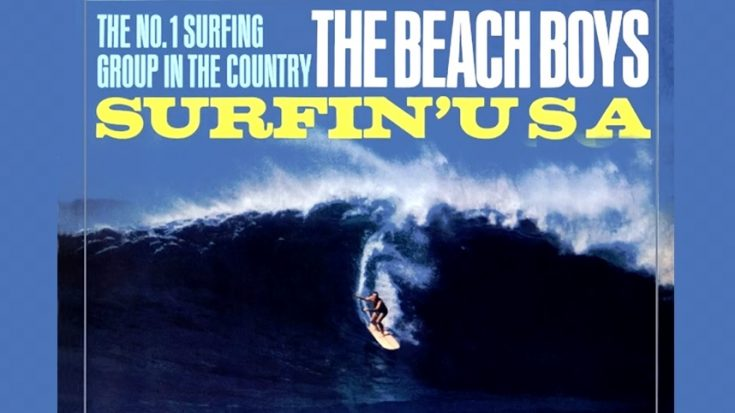 """5 Songs From The Album """"Surfin' U.S.A."""" That Got Fans Hooked   I Love Classic Rock Videos"""