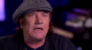 AC/DC's Brian Johnson's First-Owned Album Was A Stolen Bob Dylan Record