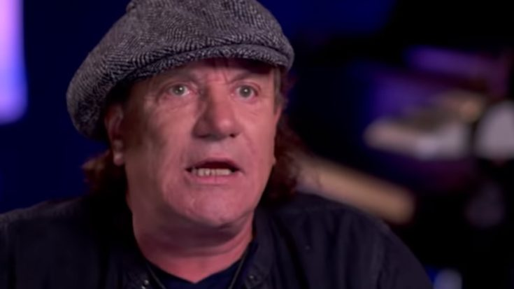 AC/DC's Brian Johnson's First-Owned Album Was A Stolen Bob Dylan Record | I Love Classic Rock Videos