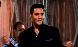 Elvis Presley's First Ever Colored Video From 1954