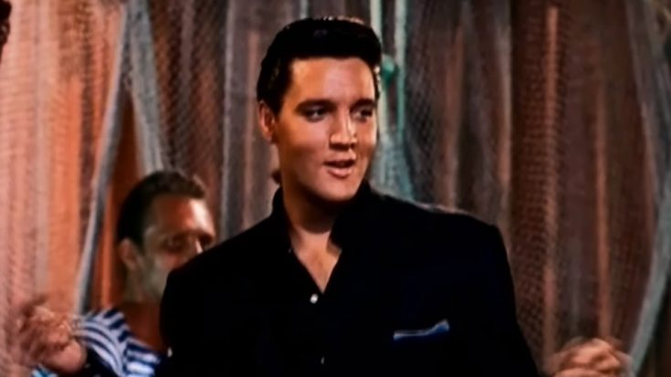 Elvis Presley's First Ever Colored Video From 1954 | I Love Classic Rock Videos