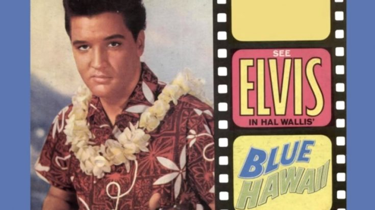 """Album Review: """"Blue Hawaii"""" By Elvis Presley 