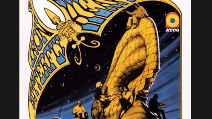 "Album Review: ""Heavy"" By Iron Butterfly 