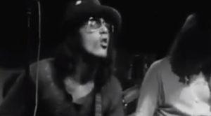 "Watch The 1971 ""In-A-Gadda-Da-Vida"" Performance Of Iron Butterfly"
