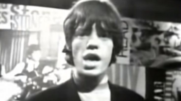 Relive 1964 When The Rolling Stones Performed Little Red Rooster | I Love Classic Rock Videos