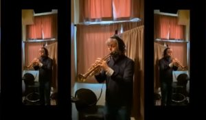 """Paul McCartney Plays Trumpet To Cover """"When the Saints Go Marching In"""""""