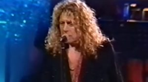 """Watch The 1995 """"Since I've Been Loving You"""" Performance Of Jimmy Page & Robert Plant"""